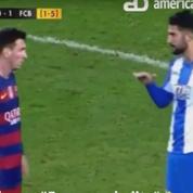 Moqué pour sa taille, Lionel Messi répond : «Toi, t'es nul»