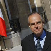 Frédéric Mitterrand, candidat à l'Académie française