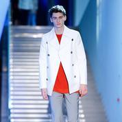 Mode homme: nouvelle saison, nouveaux noms… Un mercato grand style