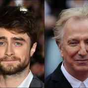 «Harry Potter» adresse un émouvant message à Alan Rickman