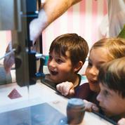 Lutti permet de créer des bonbons sur-mesure