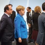 UE: Hollande et Merkel en panne d'inspiration