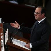 Formation des chômeurs : Hollande veut élargir le champ de compétence des régions