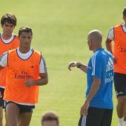 Ronaldo : «Les joueurs du Real Madrid préfèrent Zidane à Benitez»