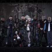 Suicide Squad :l'électrisante folie de leur nouveau clip