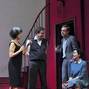 Théâtre : deux ou trois font le couple