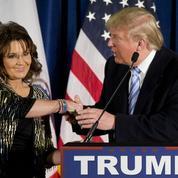Élections américaines : Sarah Palin apporte son soutien à Donald Trump