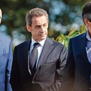 À droite, Sarkozy est attendu de pied ferme par ses concurrents