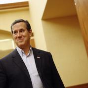 Primaires républicaines aux États-Unis : Rick Santorum, candidat de «ceux qui travaillent dur»