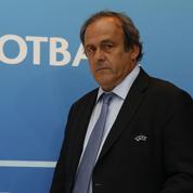 Suspendu, Platini est toujours payé par l'UEFA