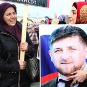 Tchétchénie : Kadyrov rassemble une manifestation contre les «ennemis du peuple»