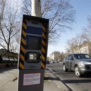 Les infractions au Code de la route ont rapporté 1,7 milliard d'euros à l'État en 2015