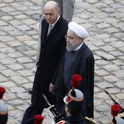 Hassan Rohani à Paris pour réchauffer les relations diplomatiques avec l'Iran