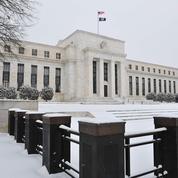 La Fed note le ralentissement récent de la croissance américaine