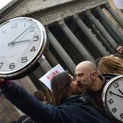 Les «unions civiles» entre conjoints de même sexe divisent les Italiens
