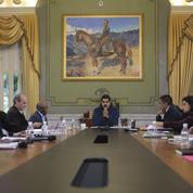 Attentats aux abords du parlement Vénézuélien