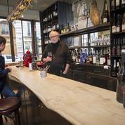 La Cave du Paul Bert, vif bar à vins