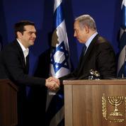 Israël mobilise la Grèce et le sud de l'Europe face aux critiques de Bruxelles