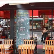 Les restaurants en panne de clientèle