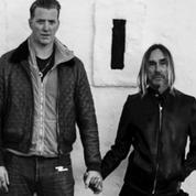Iggy Pop et Josh Homme main dans la main pour leur tournée commune
