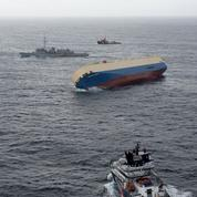 Cargo en détresse : l'opération de remorquage a échoué