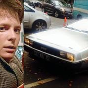 Retour vers le futur :la DeLorean de Marty McFly revient en 2017