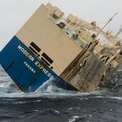 Les précédents échouages de cargos sur les côtes françaises