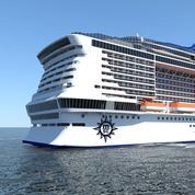 MSC Croisières commande deux nouveaux bateaux à STX