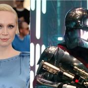 Star Wars VIII :Gwendoline Christie sera bien de retour