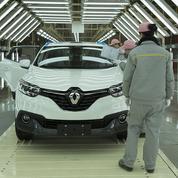 Renault à la conquête de l'immense marché chinois