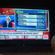 Bernie Sanders et Hillary Clinton départagés à pile ou face dans certains bureaux