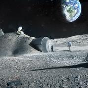 Objectif Lune pour l'Europe et la Chine