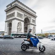 Un millier de scooters en libre-service déployés à Paris dès cet été