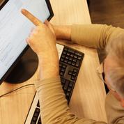 Les seniors passent 13h15 sur Internet chaque semaine