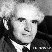Ben Gourion, le nouveau roi David