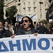 Tsipras affronte sa troisième grève générale