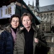 Liliane Korb et Laurence Lefèvre, les taties flingueuses de Paris