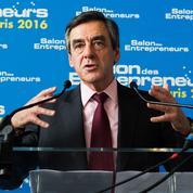 Fillon prône un «new deal» pour les PME