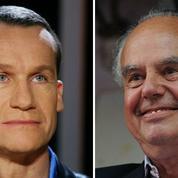 Académie française: Makine candidat, Mitterrand se retire