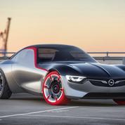 Opel GT Concept, la tradition a du bon