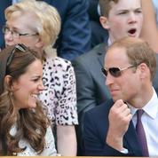 La reine Elizabeth II va passer la main à Kate Middleton à Wimbledon