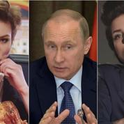 Pussy Riot : leur nouveau titre cible la corruption sous Poutine