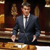 Devant l'Assemblée, Manuel Valls confirme la «déchéance pour tous»
