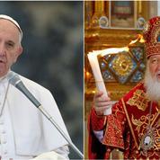 Première historique : le Pape et le patriarche orthodoxe de Moscou vont se rencontrer