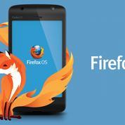 Mozilla décide d'arrêter son système mobile Firefox OS