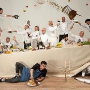 Taste of Paris: au Grand Palais, un «self-service» gastronomique