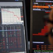 Effrayés par le pétrole et les banques, les marchés dévissent