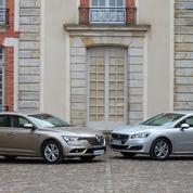 Haut de gamme automobile français : l'exception française