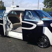 La voiture autonome d'Akka Technologies séduit Dubaï