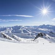 Glisse de luxe à l'Alpe d'Huez
